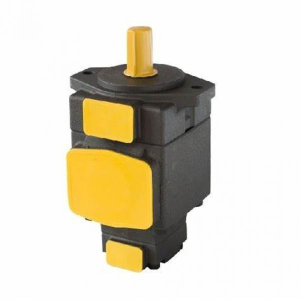 Yuken PV2R12-14-59-L-RAA-40 Double Vane pump #1 image